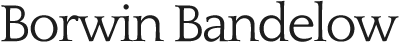 Borwin Bandelow